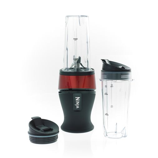 Nutri Ninja 700W Blender & Smoothie Maker - QB3001UKMRS - Red